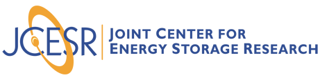 Joint Center for Energy Storage Research Logo